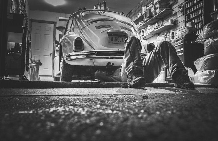 Kilka słów o naprawianiu silników
